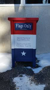 Excelsior Flag Making Proper Flag Disposal Easy Local Swnewsmedia Com