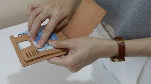 Magazines For The Blind Designer Comma Leung Is Crowdfunding To Make Wallets For The Blind
