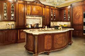 Solid Wood Kitchen Cabinets Made In Usa by Neff U0027s Louis Philippe Collection Moldings And Pilasters Jeweled