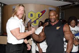 How Much Can Triple H Bench Press Triple H Workout And Diet Secret Muscle World