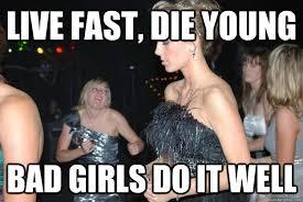 Bad Girl Meme - haley memes quickmeme