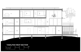 100 white house floor plan residence gallery of tamalpais