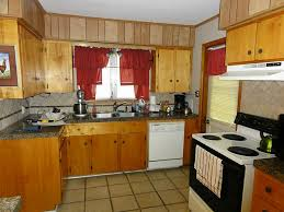 refinishing knotty pine kitchen cabinets amazing knotty pine