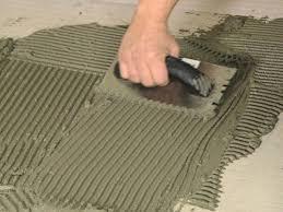 for floor tiles design to install cement backerboard for floor tile