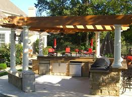 Outdoor Kitchens Pictures Designs by Outdoor Kitchen Ideas