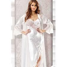peignoir sets bridal sensualgifts net graceful bridal peignoir set with