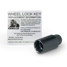 lexus replacement wheels amazon com gorilla automotive 73631t toyota o e wheel locks with