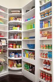 kitchen pantry organizer ideas best 25 corner pantry organization ideas on corner