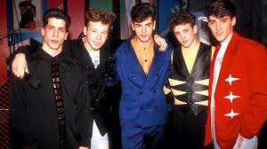 kid s new kids on the block share throwback photos of their 80s outfits