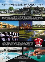 winstar casino floor plan winstar rv park thackerville campgrounds good sam club