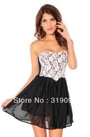 shipping 2013 women u0027s black white lace slim sleeveless