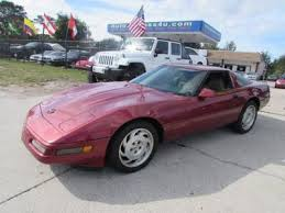 used corvettes florida cheap used chevrolet corvette for sale in mid florida fl cars com