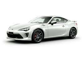 toyota 86 toyota 86 goes orange with high performance packages the news wheel