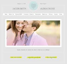 the best wedding websites 15 best wedding website ideas images on website ideas