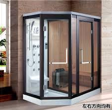 steam shower sauna combo foshan luxe sanitary wares co ltd high quality sauna room steam shower combo