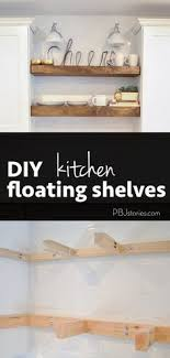diy kitchen shelving ideas open pantry frigidaire professional frigidaireprofessional