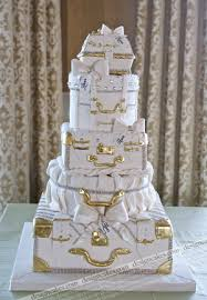 theme wedding cake 20 travel themed wedding cakes southbound