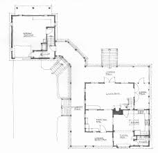 Gambrel Floor Plans by Kevin Browne Kevin Browne Architecture