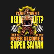 Dbz Gym Memes - how you feel after a back workout at the gym goku meme bodybuilding