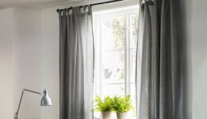How To Use Curtain Tie Backs Curtains U0026 Blinds Ikea