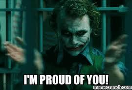 Proud Of You Meme - i m proud of you