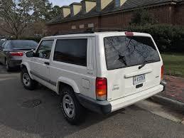 jeep cherokee modified file 2001 jeep cherokee sport 2 door white 3of7 jpg wikimedia