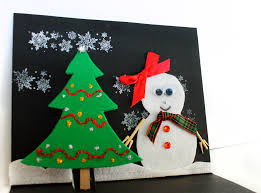 photo of christmas crafts preschoolers can make christmas trees 2017