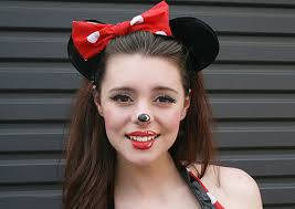 Minnie Mouse Halloween Costume Diy Diy 19 Wanted Costumes Minnie Mouse Mice