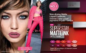 Maybelline Superstay Matte Ink doll up mari top philippines news maybelline