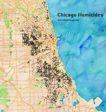 City Of Chicago Map by Chicago Data Mantascode