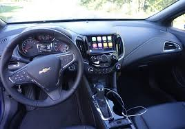 Chevy Cruze Ls Interior 2016 Chevy Cruze Review