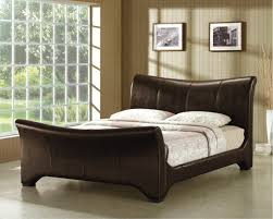 amazing beds with leather headboards 24 for headboard pillow with