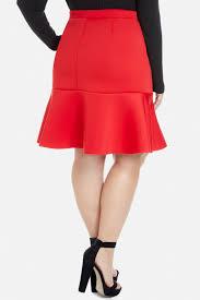 100 short red pencil skirt women u0027s topshop denim
