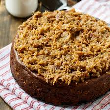 german chocolate cheesecake spicy southern kitchen