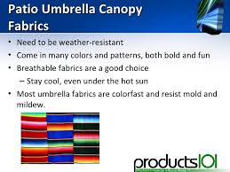 Patterned Patio Umbrellas Patio Umbrellas Buying Guide