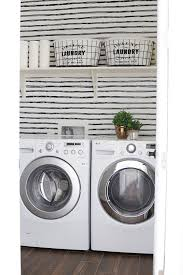 Utility Room Organization Laundry Room Organization And A Makeover One Lovely Life