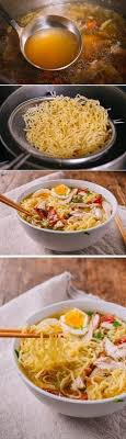 easy 30 minute turkey noodle soup leftover thanksgiving