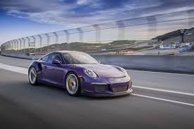 modified porsche gt3 comparing laguna laps in the 911 turbo s and gt3 rs