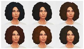 childs hairstyles sims 4 sims 3 4 natural hair blcksimmer
