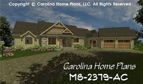 Craftman Home Plans by Midsize Craftsman House Plan Chp Ms 2379 Ac Sq Ft Midsize