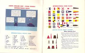 International Code Flags Tuna Pages 18 19 Out Of 24 The Vodka Party Cocktail