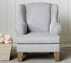 Armchair For Kids Wingback Mini Chair Pottery Barn Kids