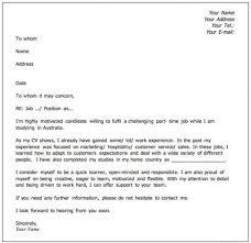 cover letter via email sending resume via email sle hospitality resume objective www