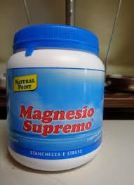 magnesio supremo bustine magnesio supremo polvere solubile formato 300 grammi su farmacia
