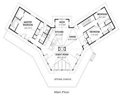 apartments house plans with open concept one level house plans