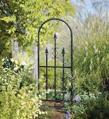 Ideas For Metal Garden Trellis Design Metal Garden Trellis The Gardens