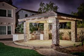 san diego pavers raised and sunken patio gallery by western pavers