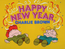 happy new year charlie brown peanuts wiki fandom powered by