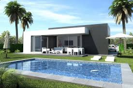design villa une villa design moderne de casalasdunas współczesne domy
