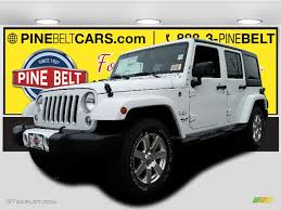 jeep sahara 2016 white 2016 bright white jeep wrangler unlimited sahara 4x4 108374831